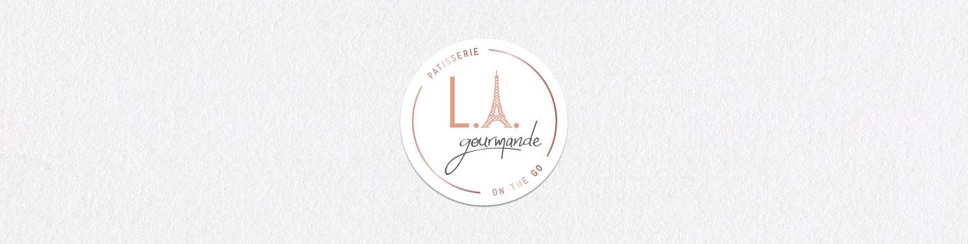 Logo L.A. Gourmande