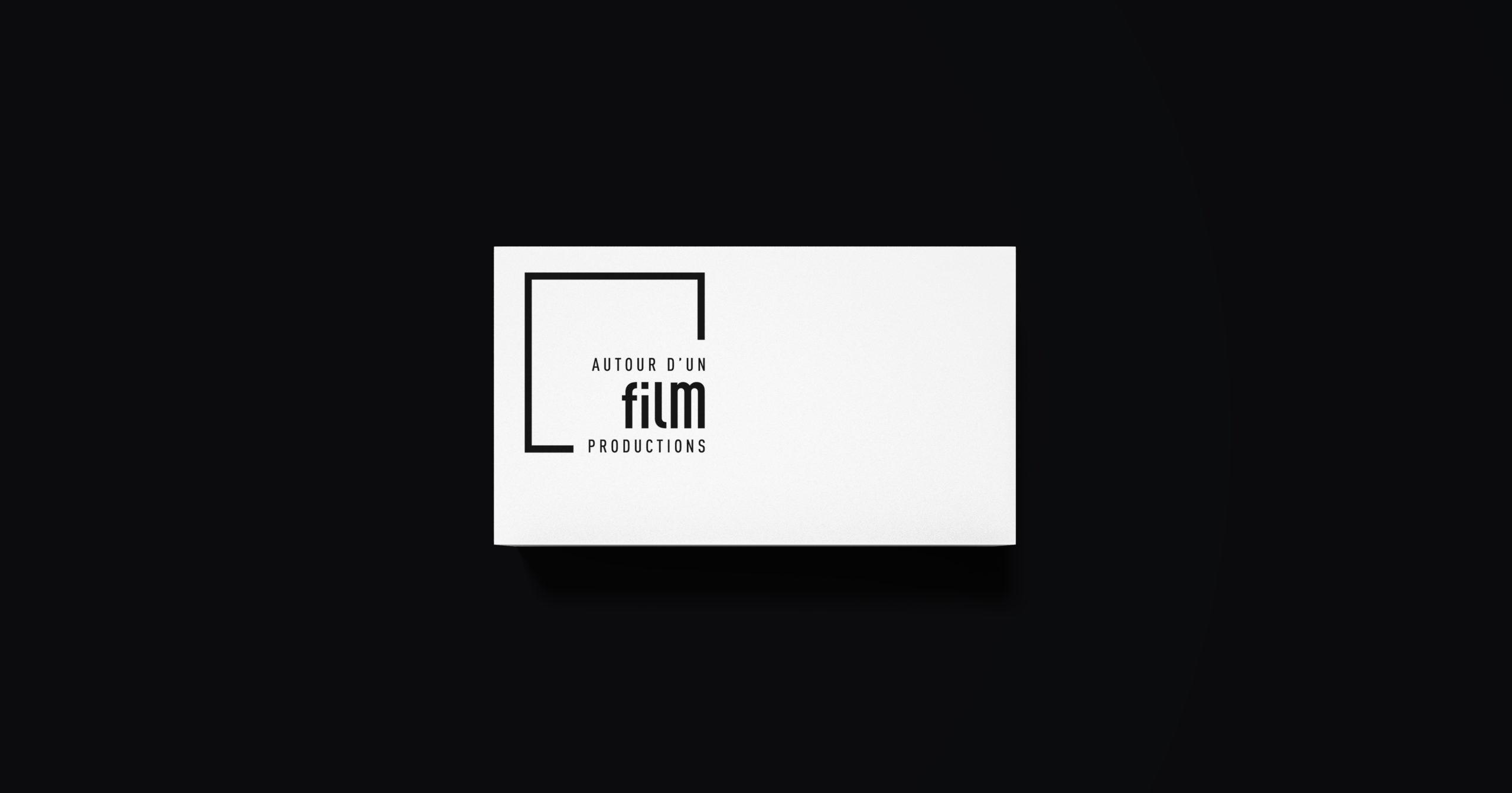 Logos Autour d'un film Productions Avant/après