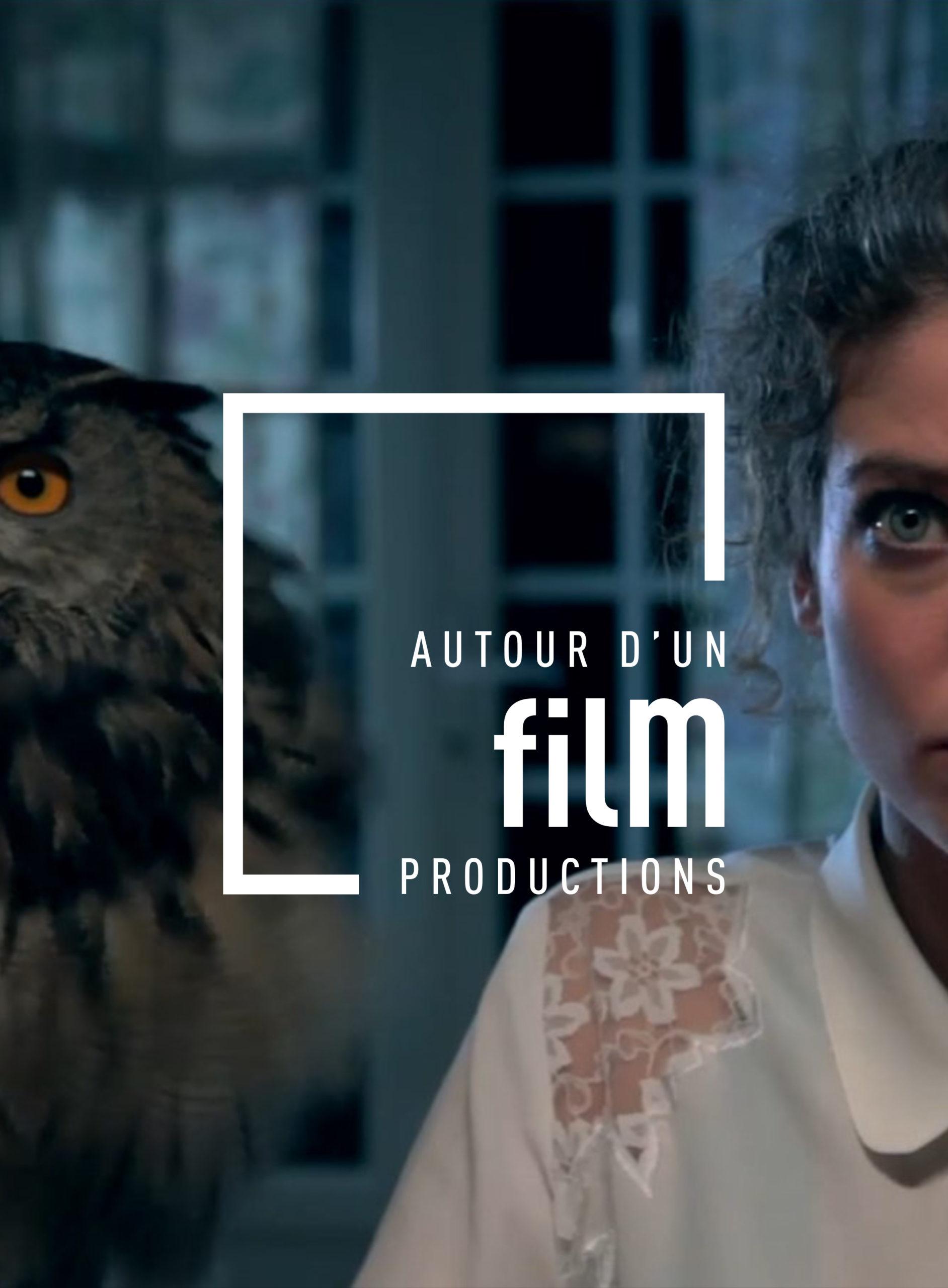 Branding et web design autour d'un film productions