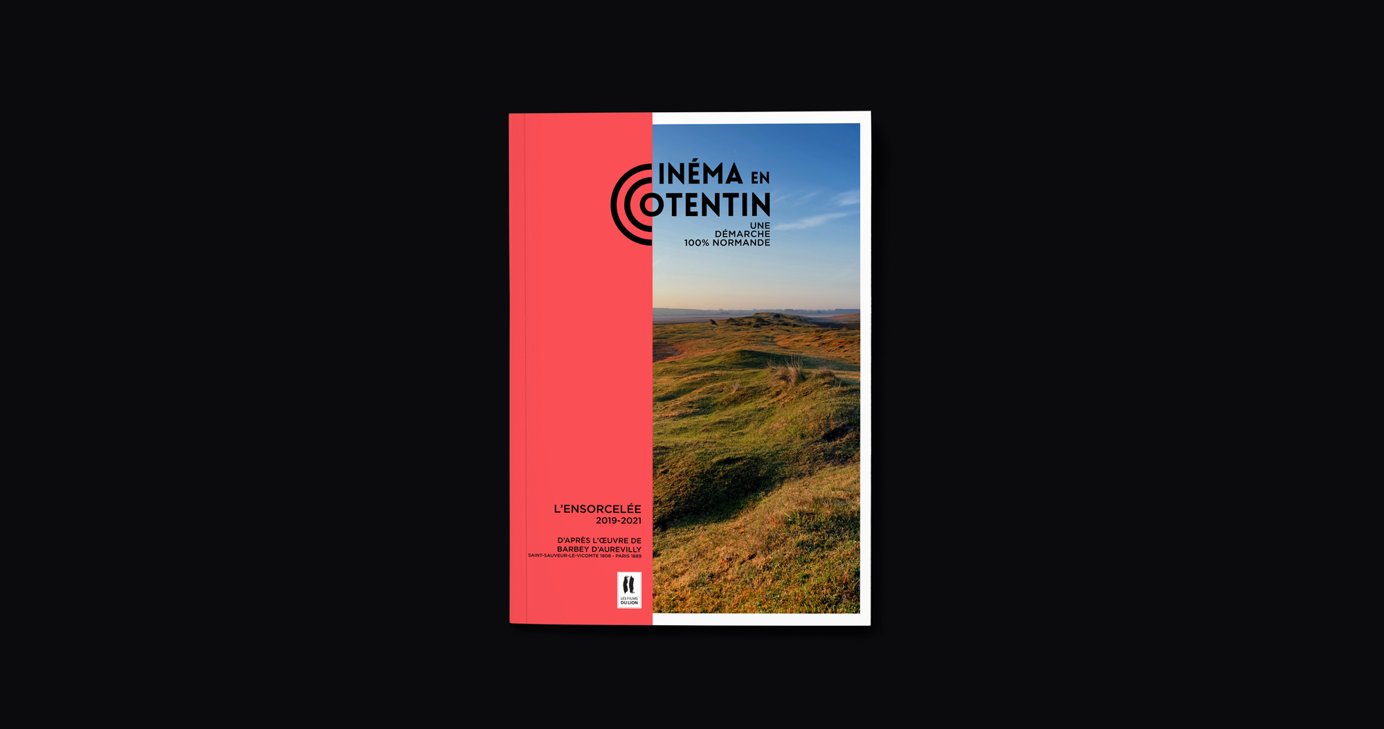 Brochure Cinéma en Cotentin