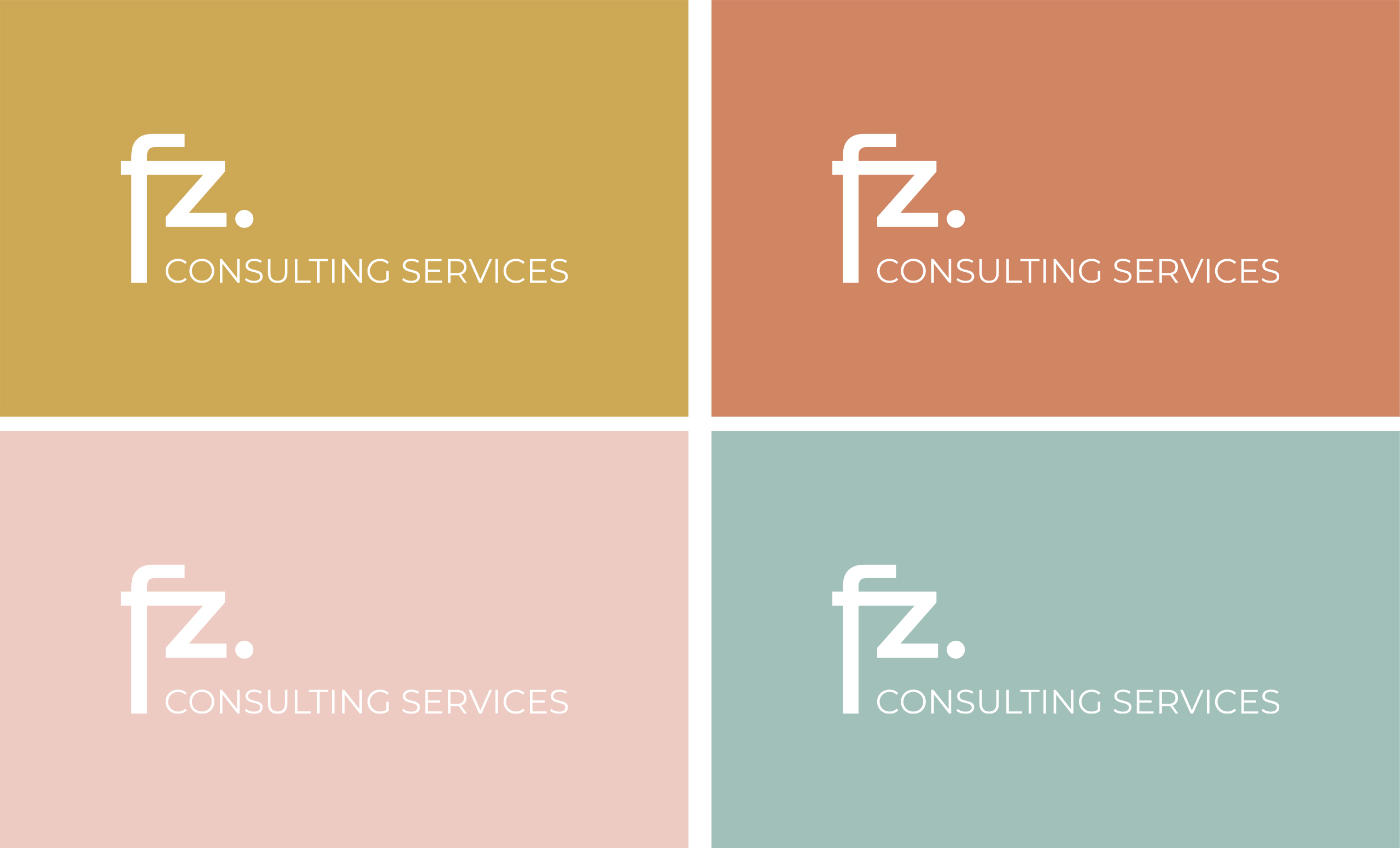 Logo FZ Consulting Services