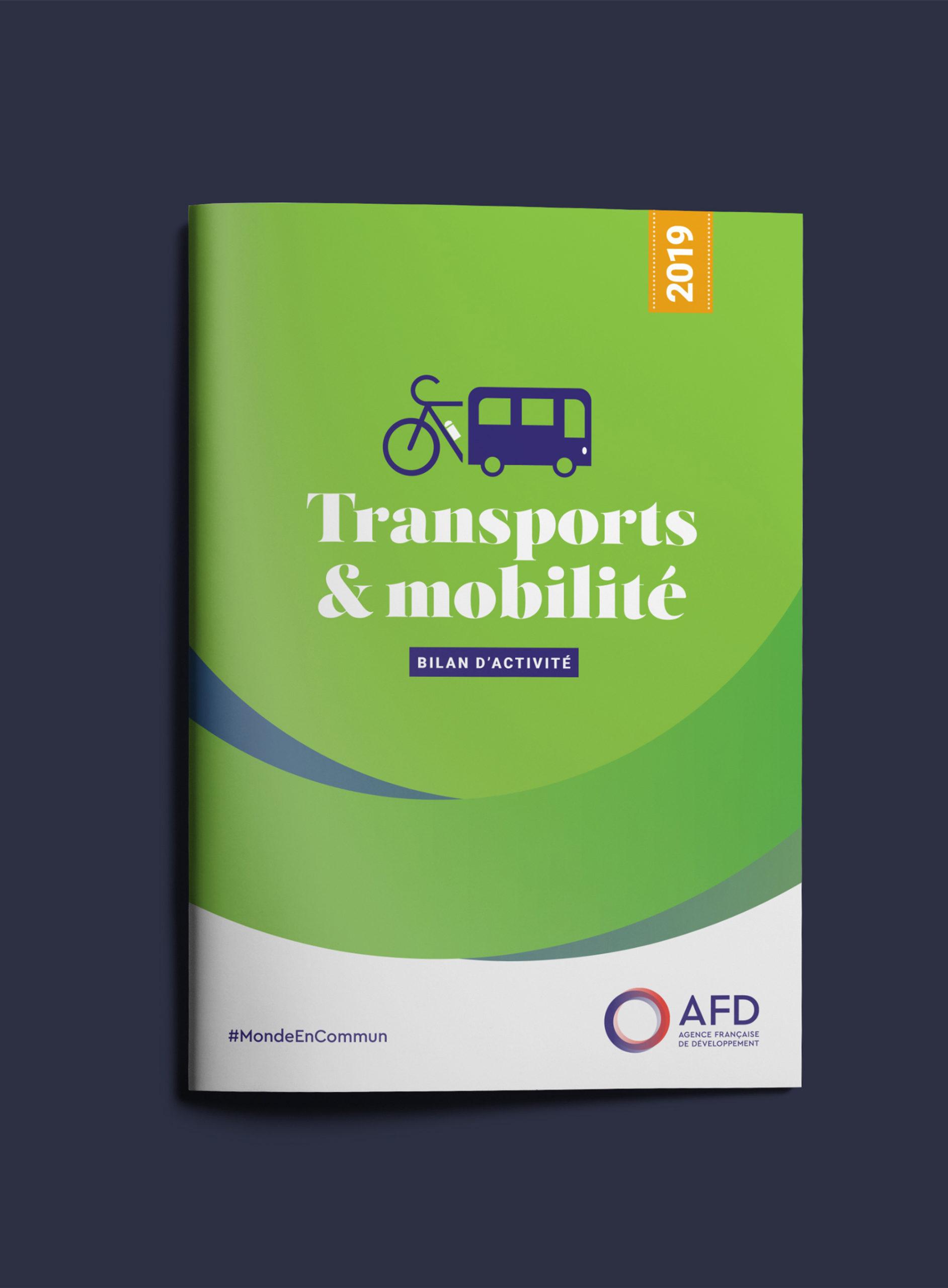 Edition AFD bilan transports