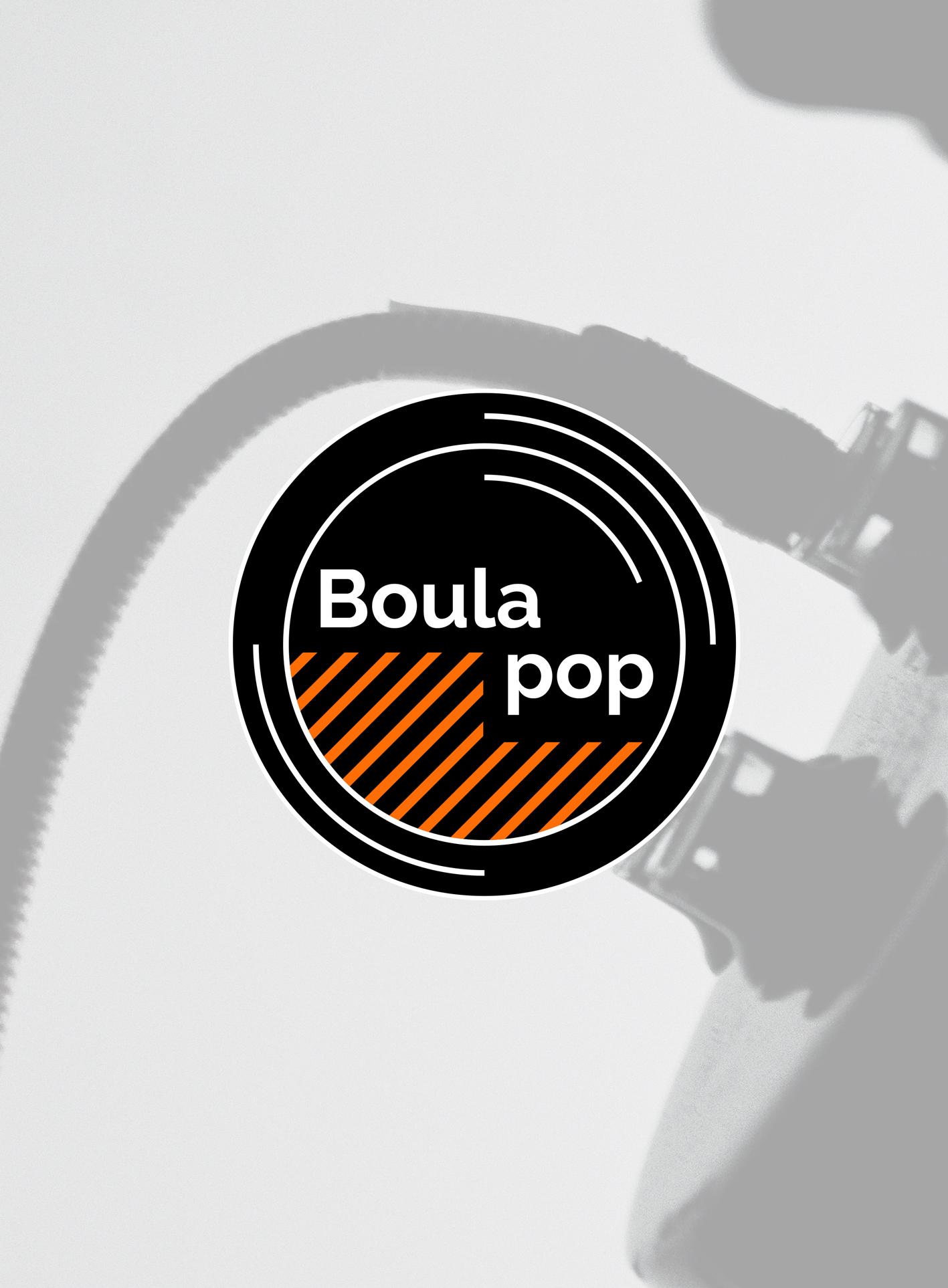 Branding Boula Pop