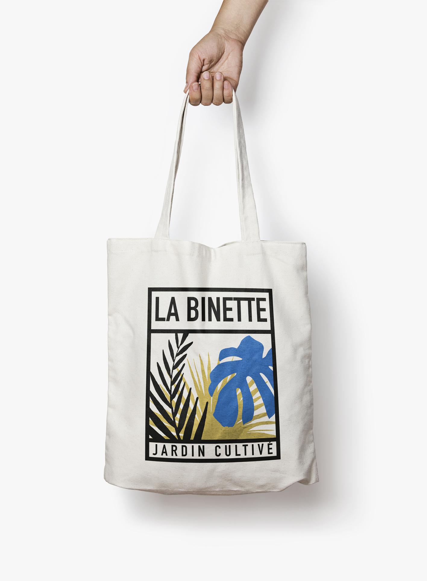 Branding La Binette