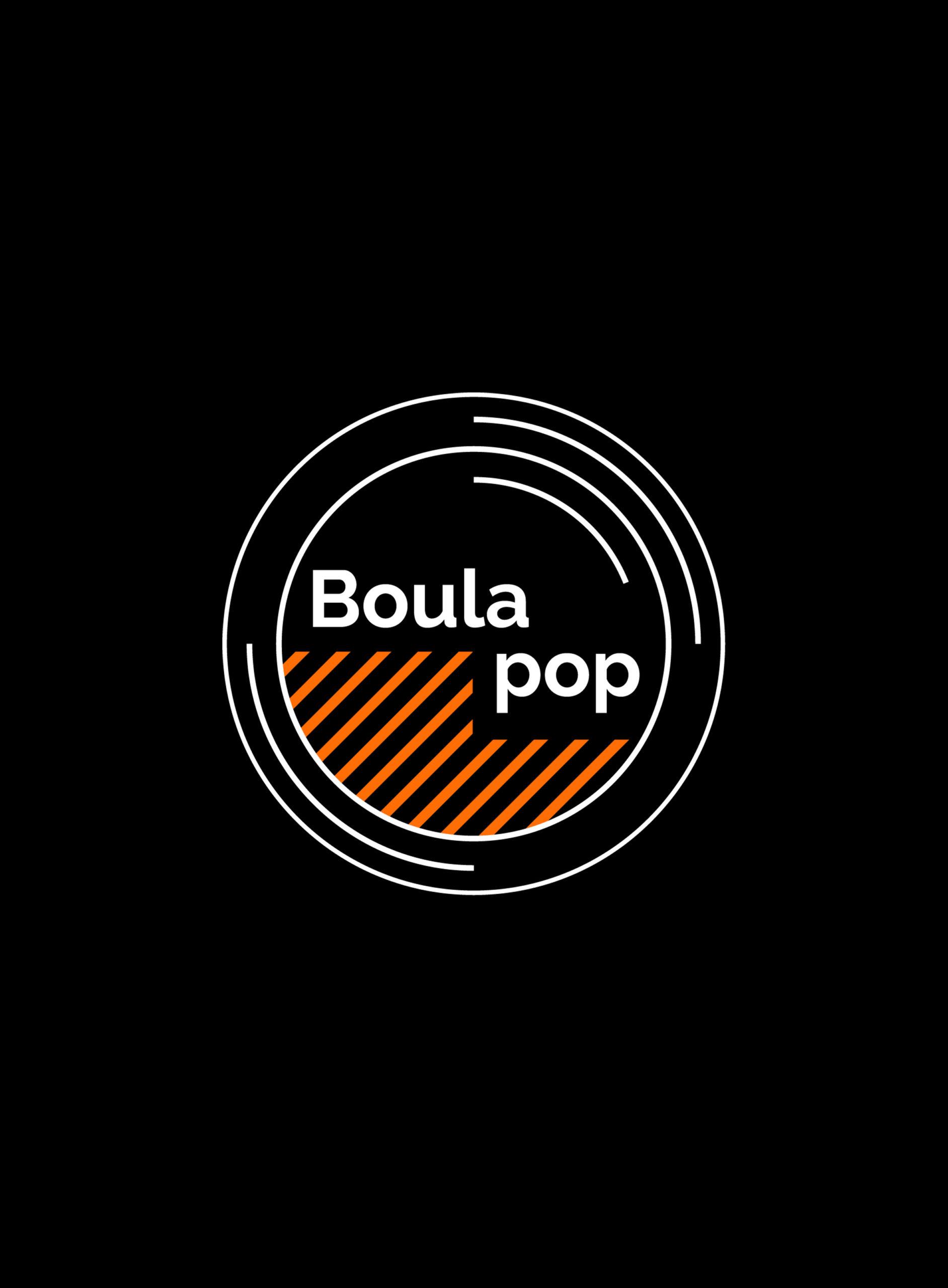 Boula pop Logo