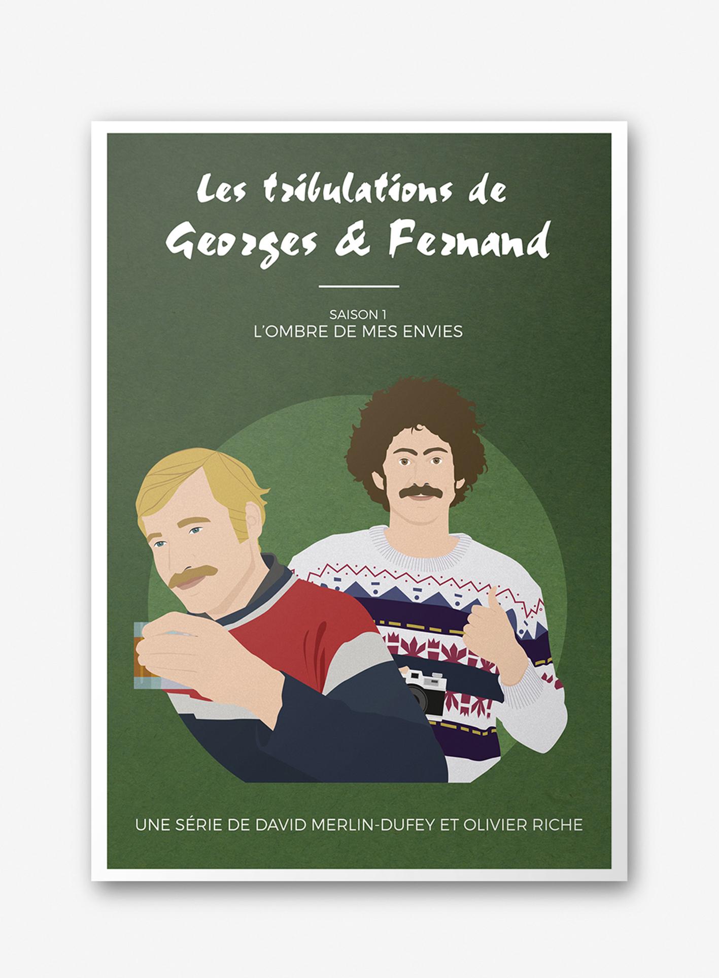 Illustrations Georges et Fernand