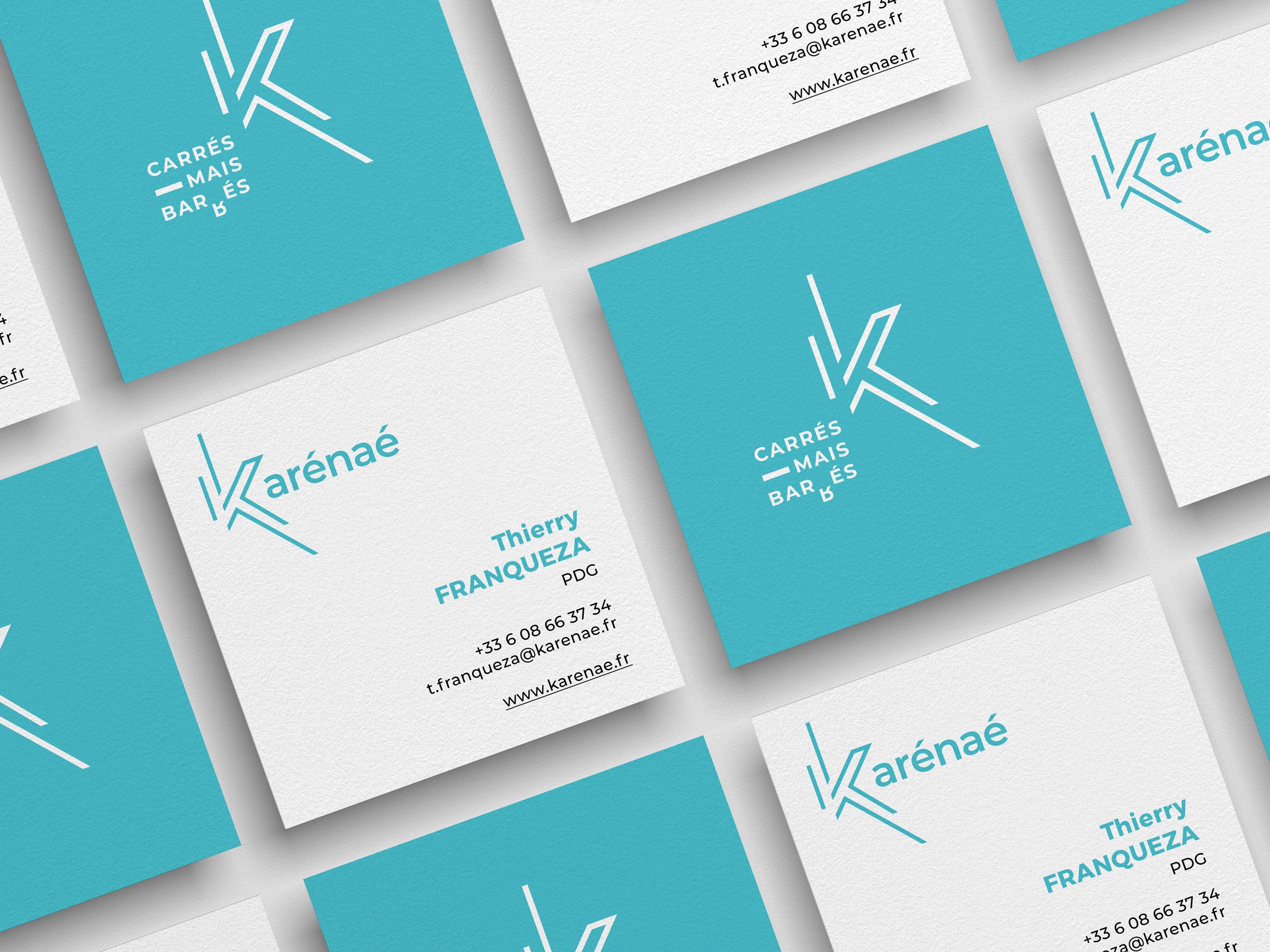 KARENAE-carte-logo-turquoise