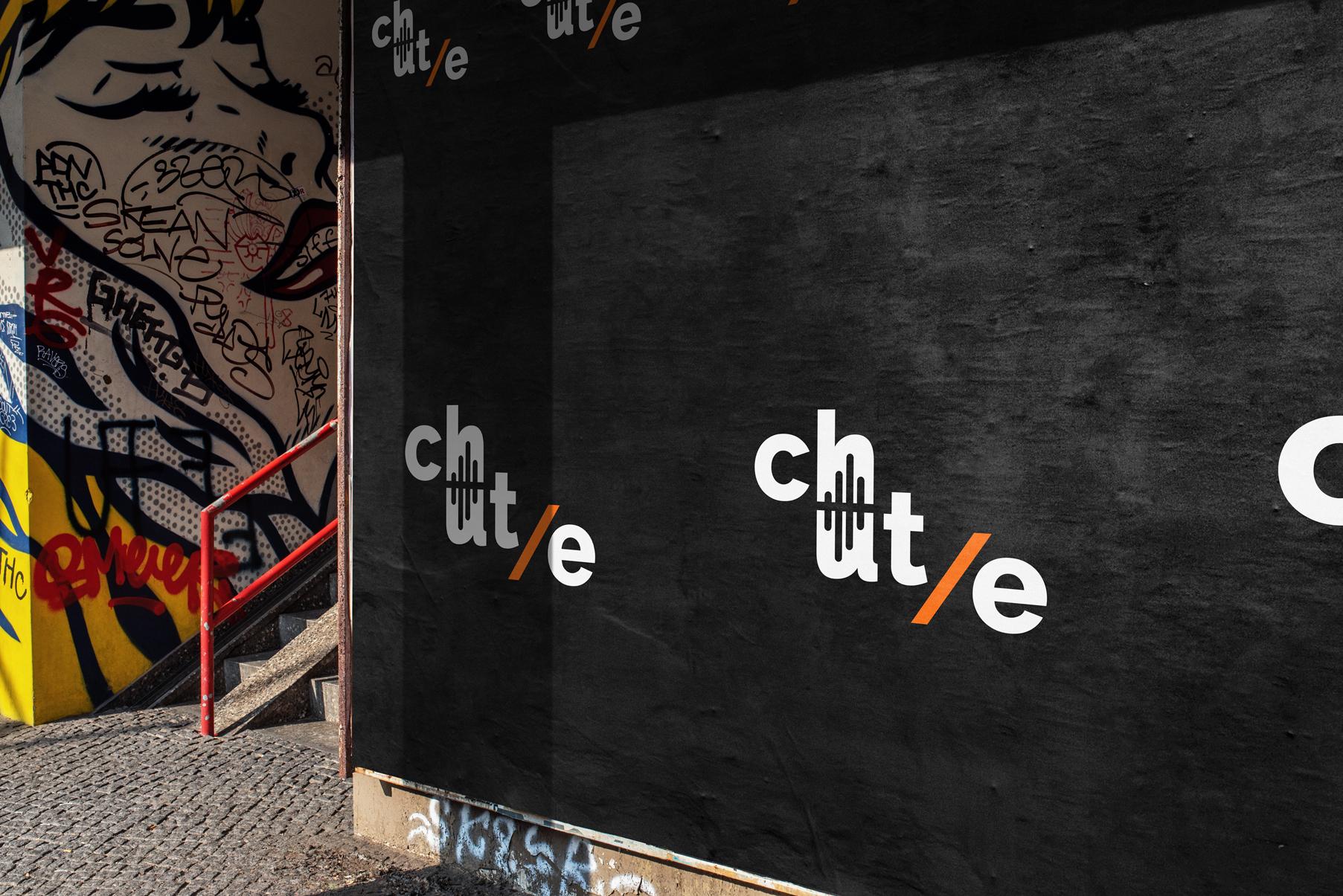 chute_logo_poster