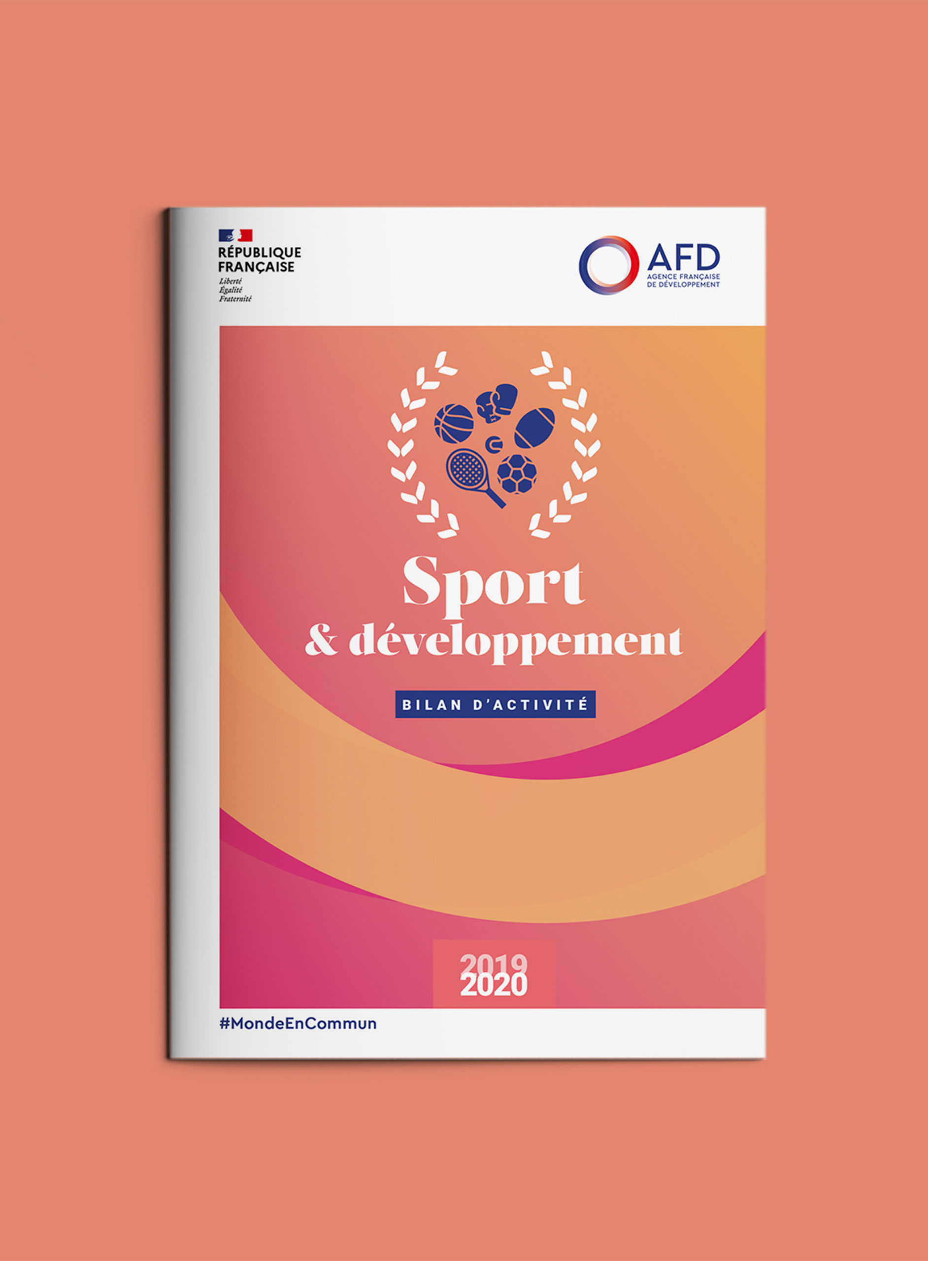Edition AFD bilan sport et développement